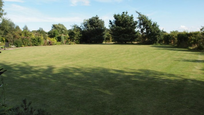 Large lawn, Meadow, Country Walk
