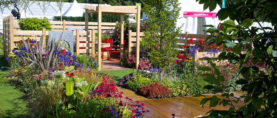 Phillippa Probert – Award Winning Garden Designer at Fieldcrest