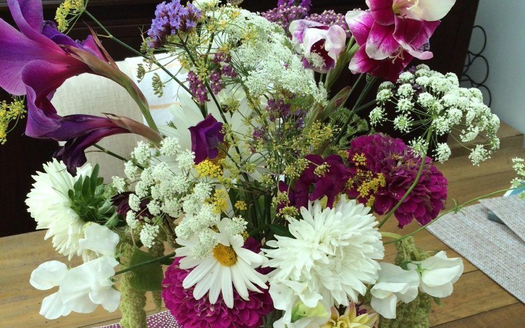 Flowers from Fieldcrest