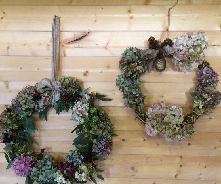 Wreath Making – Christmas 2018