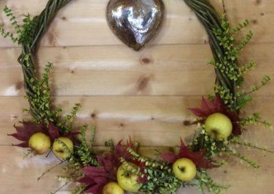 Harvest Wreath Workshop – September 2020