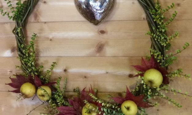 Christmas Wreath Making – book now!