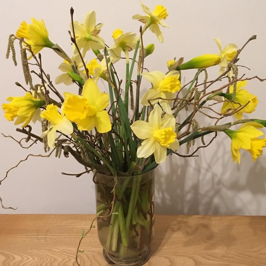 Kelsall Gardening Club talk on cut flowers