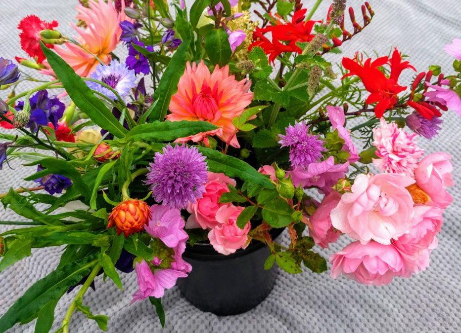 End of the flower season