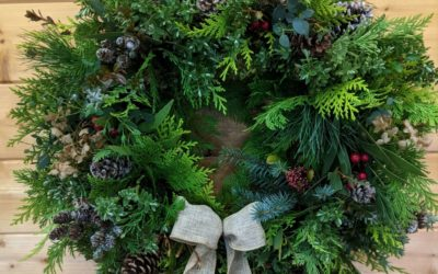 Christmas Wreaths now available to preorder!